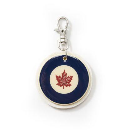 RED CANOE RCAF Keychain