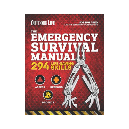 Simon & Schuster The Emergency Survival Manual