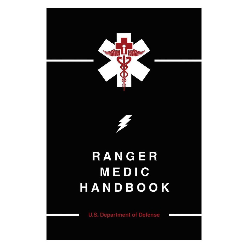 Simon & Schuster Ranger Medic Handbook