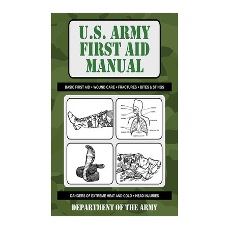 PROFORCE U.S. Army First Aid Manual