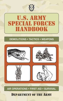 PROFORCE U.S. Army Special Forces Handbook