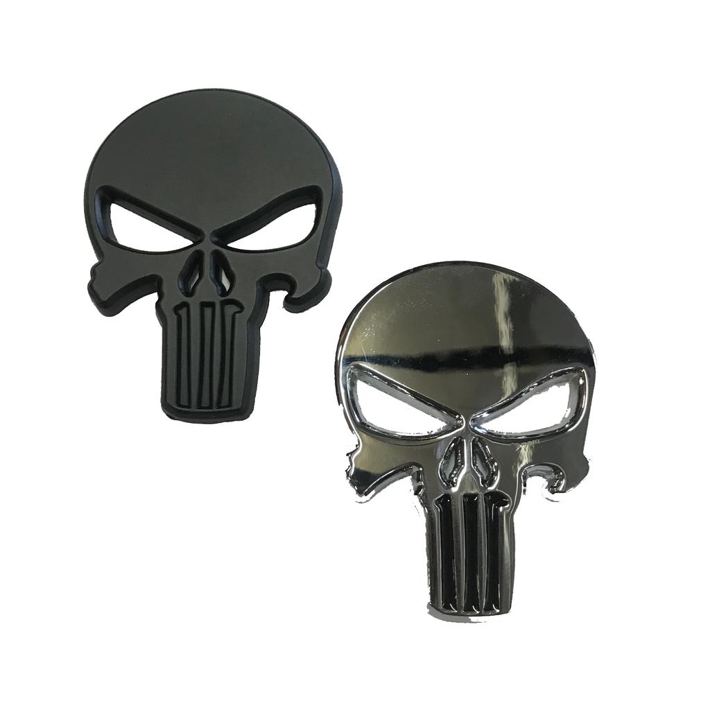 Proactive Distribution Punisher Skull Sticker