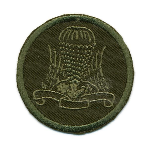 Canadian Airborne Regiment Cap Patch