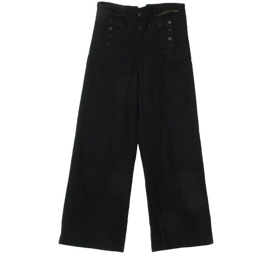 GENUINE SURPLUS Pant - Navy - 13 Button - Issue