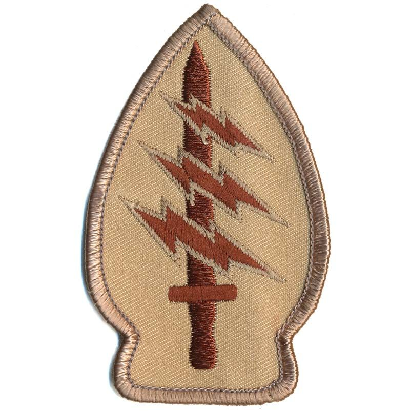Patch, Special Forces Arrowhead ''Green Berets'', Arid