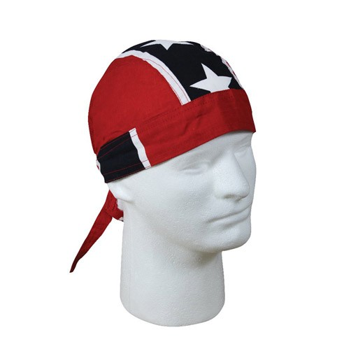ROTHCO Rothco, Headwrap, Rebel Flag
