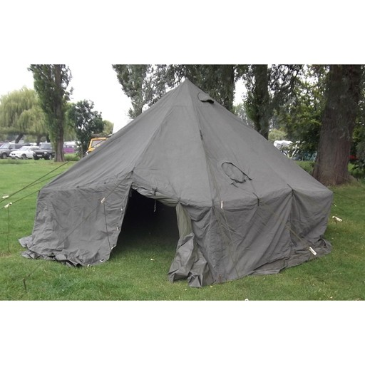 GENUINE SURPLUS Tent - Arctic - 10-Man - Complete - [NEW IN BOX]
