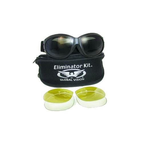 GLOBAL VISION Global Vision, Eliminator Goggle Kit