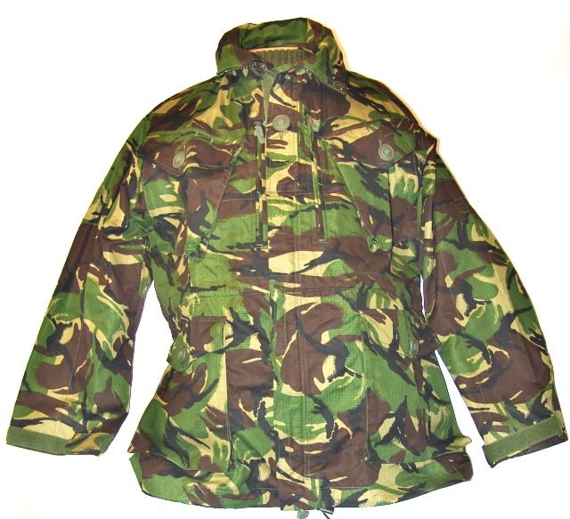 GENUINE SURPLUS Jacket - British -  DPM - Soldier 95 - Field - Rip-Stop