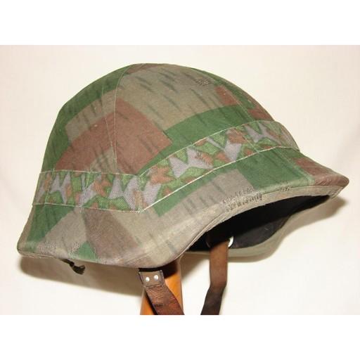 GENUINE SURPLUS Helmet - M-18/66 - Swiss, c/w Helmet Cover,  Genuine Issue