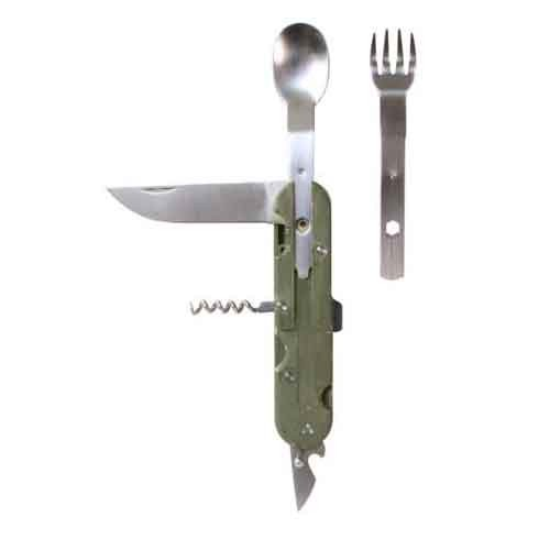 ROTHCO Rothco, Foreign Legion 5 in 1 Chow Set, Olive Drab