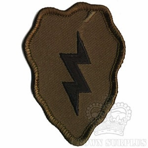 Patch, US 25th Infantry Div.