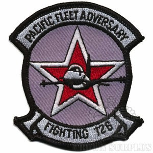 Patch, USN Attack Squadron VF-126 ''Bandits''