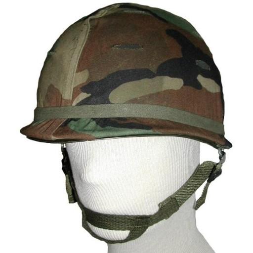 GENUINE SURPLUS Helmet, M-1, US issue [Complete]
