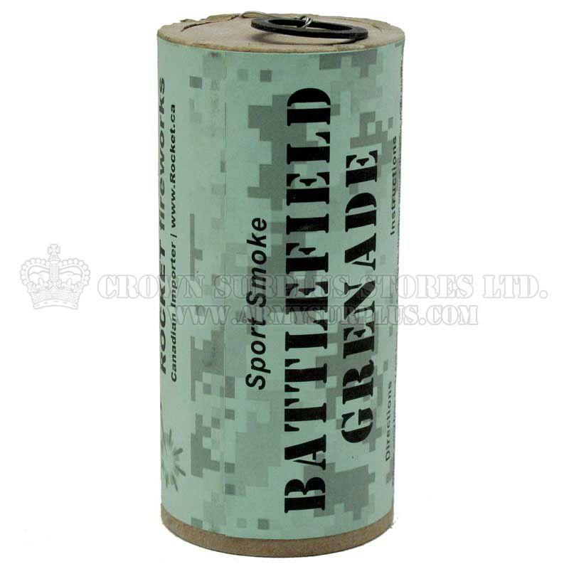 Sport Smoke, Battlefield Smoke Grenade