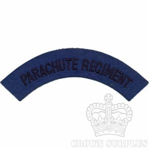 Patch - UK Parachute Regiment