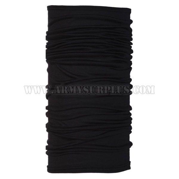 BUFF Lightweight Merino Wool, Solid Black