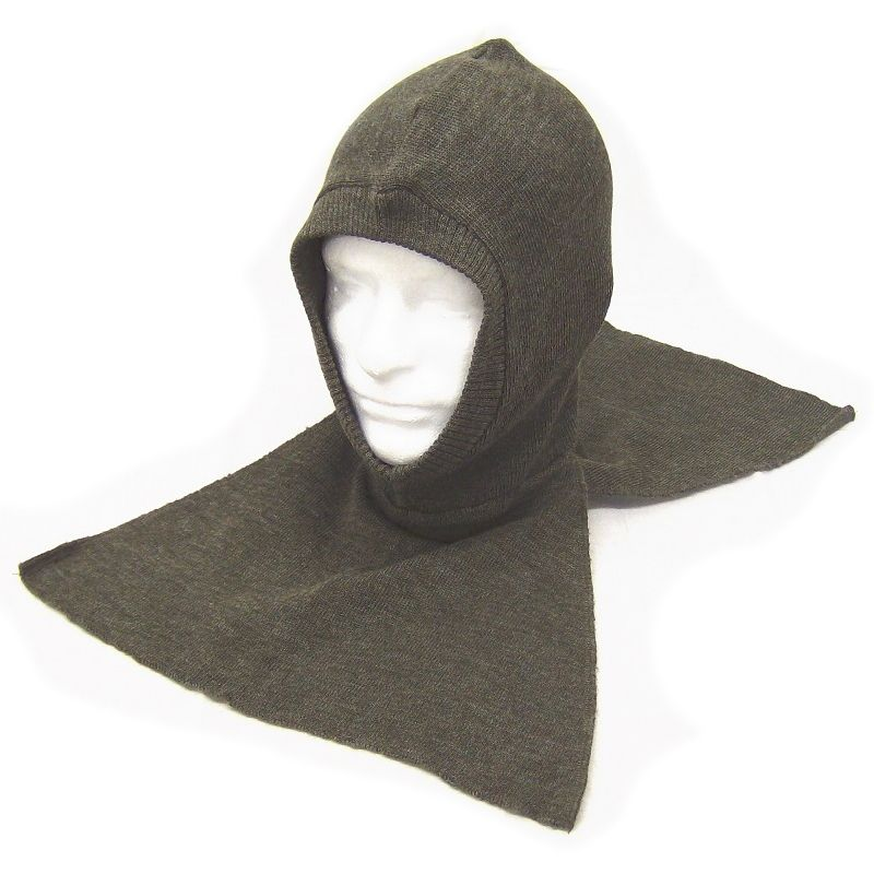 GENUINE SURPLUS Balaclava - Belgium - Wool