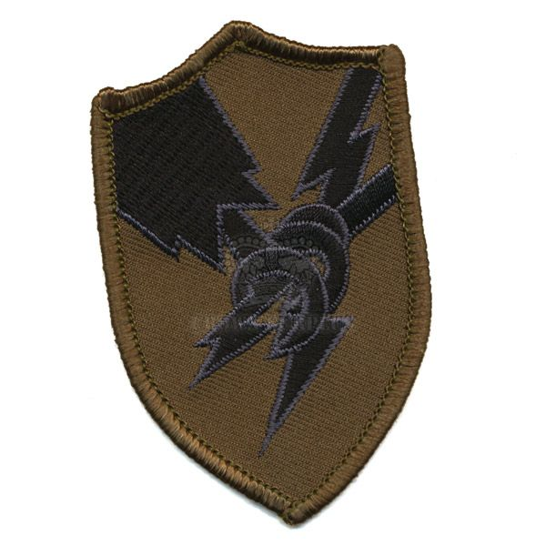 Patch, Army Security Agency, Olive