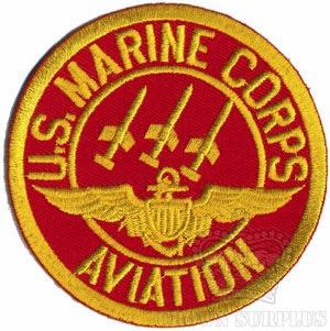 Patch, US Marine Corps Aviation