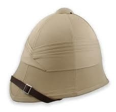 Helmet - Sun - Foreign Service - Pattern 1877 Type UK - Khaki