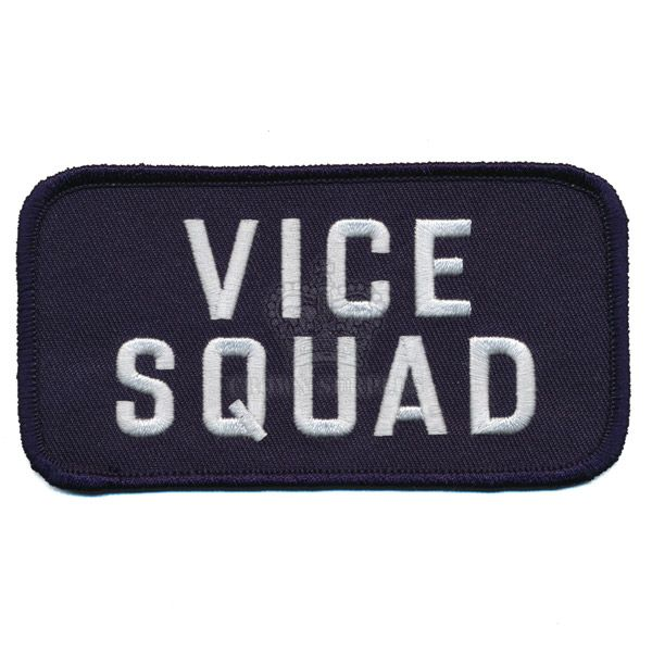 Patch, Vice Squad