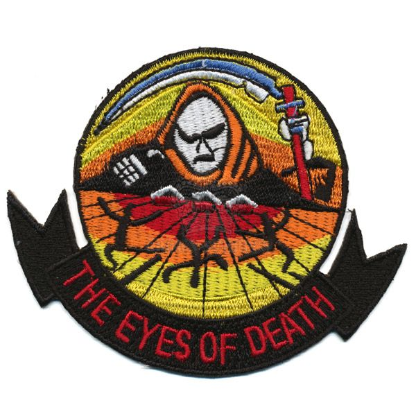 Patch, USMC, The Eyes of Death