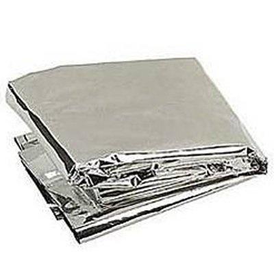 GENUINE SURPLUS Blanket - Emergency - Wrap - Heat-Reflective -