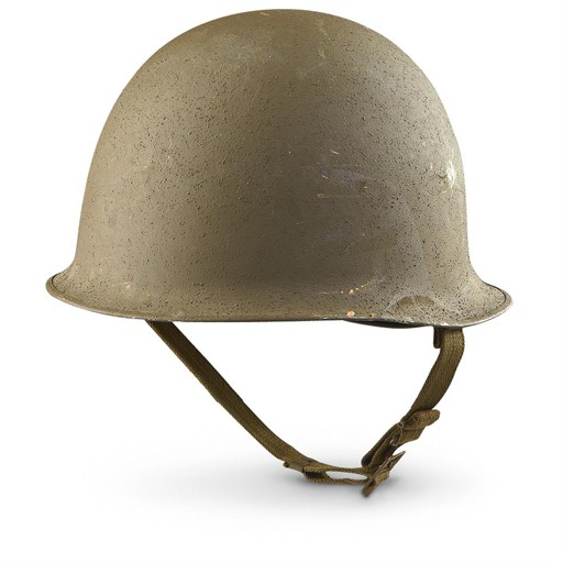 GENUINE SURPLUS Helmet - M-51/C - French - New