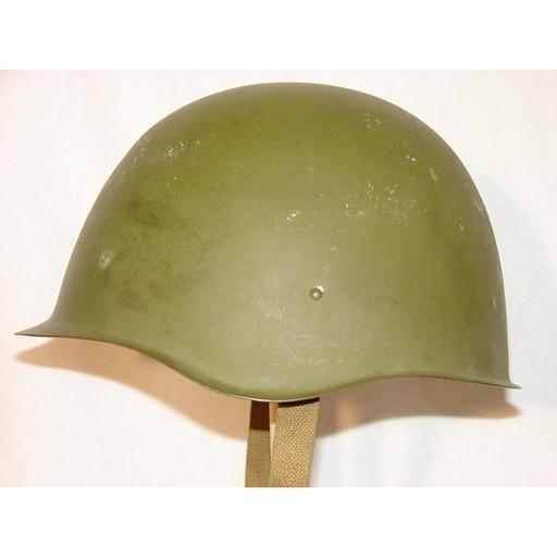 GENUINE SURPLUS Helmet - M-40- Russian - Like New, Steel