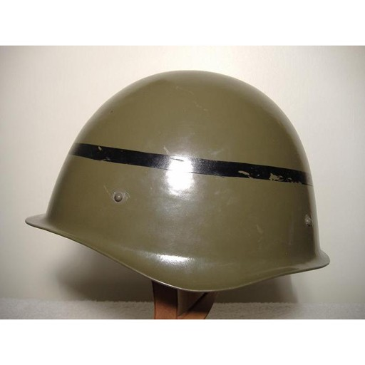 GENUINE SURPLUS Helmet - M-71 - Hungarian - ( M-65/80)