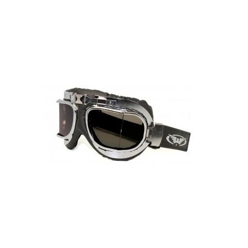 GLOBAL VISION Global Vision, Classic 2 Goggles, Smoke Lens