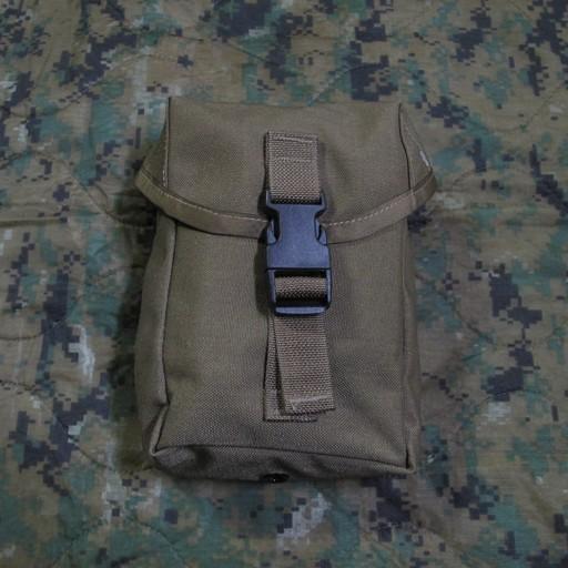GENUINE SURPLUS First-Aid Kit - Improved - (IFAK) - Coyote