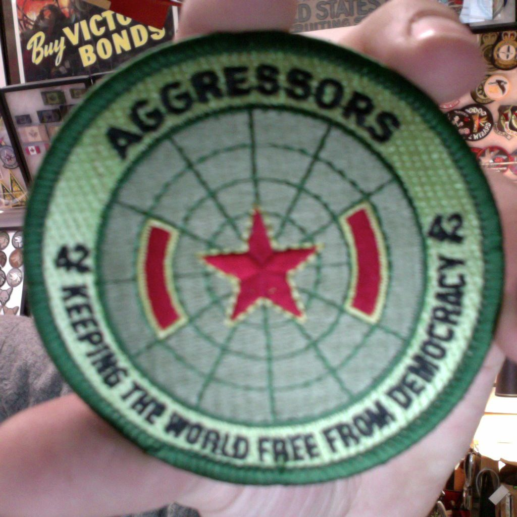 Patch - Aggressors