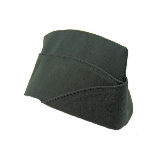 GENUINE SURPLUS Cap, Overseas, [Wedge/Field Service Cap] Green
