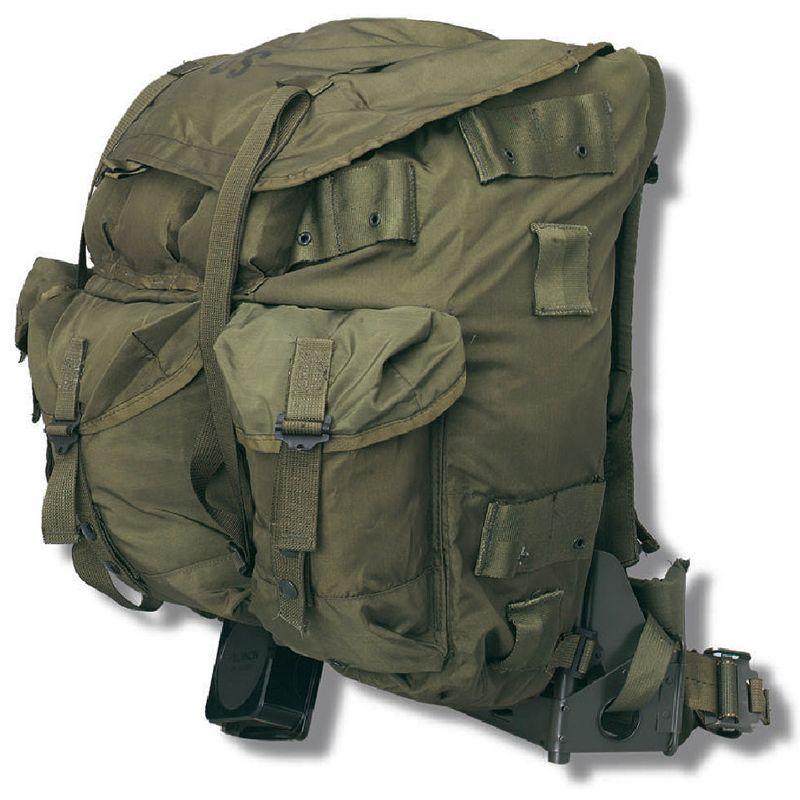 GENUINE SURPLUS Pack - Alice - US Army - Medium - -Olive Drab ... 81ad33f32f820