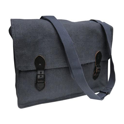 GENUINE SURPLUS Bag, Shoulder, Linen, Italian Issue, Airforce, Brand New