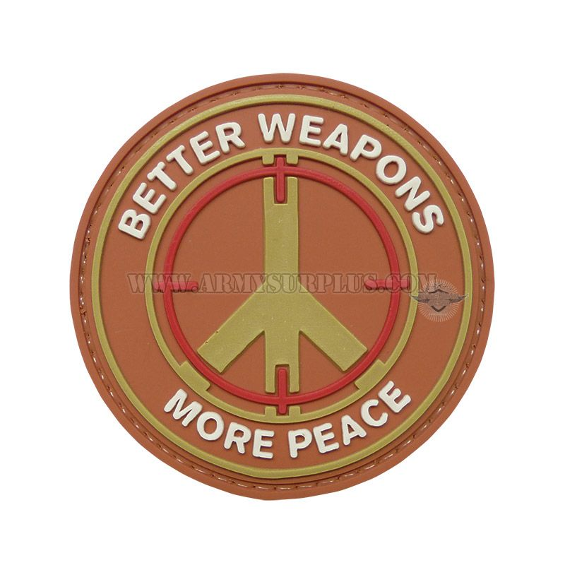 TRU-SPEC TRU-SPEC, Better Weapons Patch, PVC