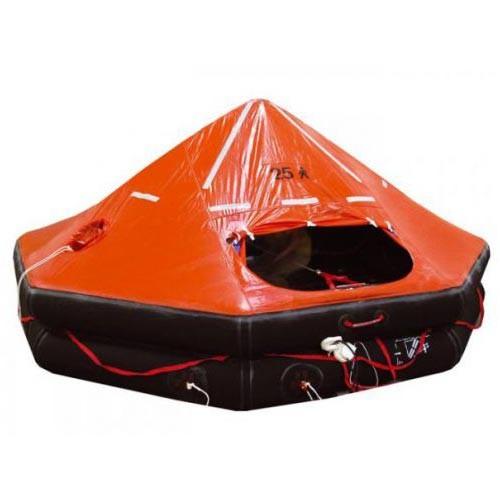 GENUINE SURPLUS Life Raft - 25 Man - RAFT ONLY