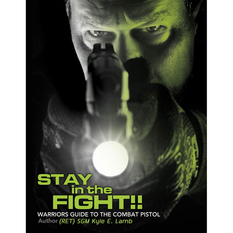 5.11 TACTICAL 5.11 Tactical, 'Stay in the Fight!!' Training Manual