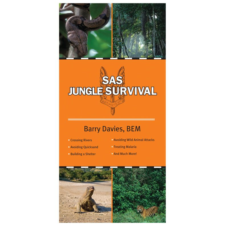 PROFORCE Book - SAS Guide to Jungle Survival