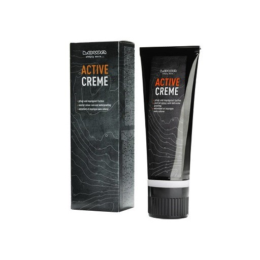 LOWA LOWA, Active Cream Leather Conditioner, Clear