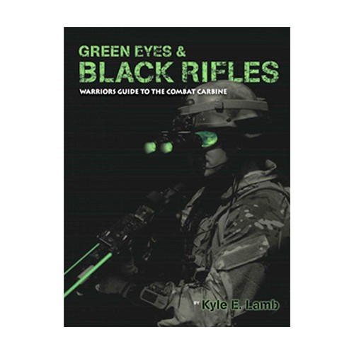 5.11 TACTICAL Green Eyes & Black Rifles, Book1