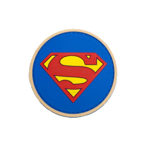TROOPER CLOTHING Trooper Clothing, Patch Superman