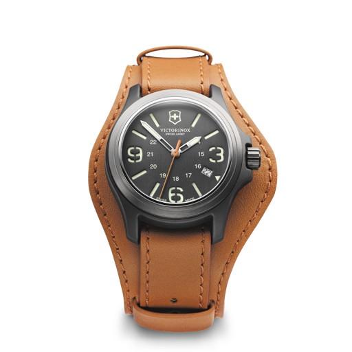 VICTORINOX Victorinox Watch, Orignal, Leather Band