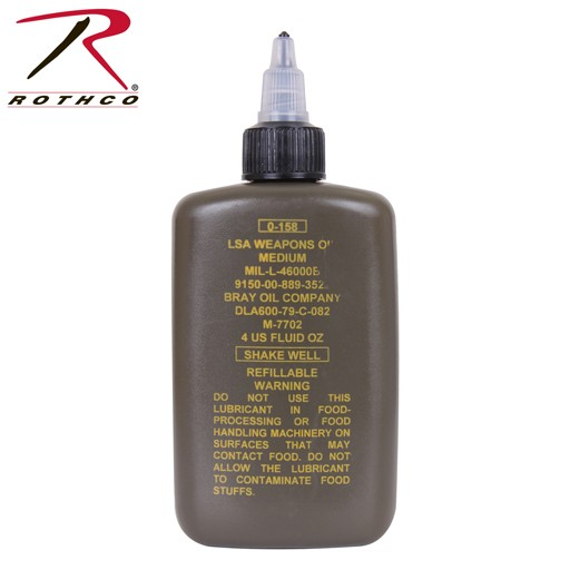 ROTHCO Genuine Issue, LSA Weapons Oil