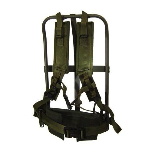 GENUINE SURPLUS Pack Frame, Alice, Brand New Never Issued, with Shelf and Strapping