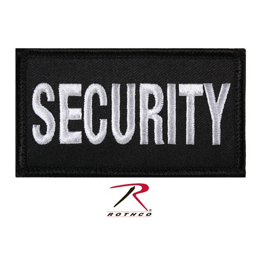 ROTHCO Rothco, Security Patch with Hook back