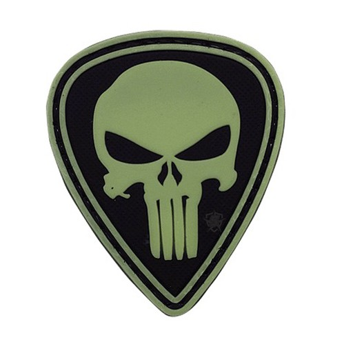 FIVE STAR GEAR Five Star Gear, Morale Patch, Punisher Diamond-Glow
