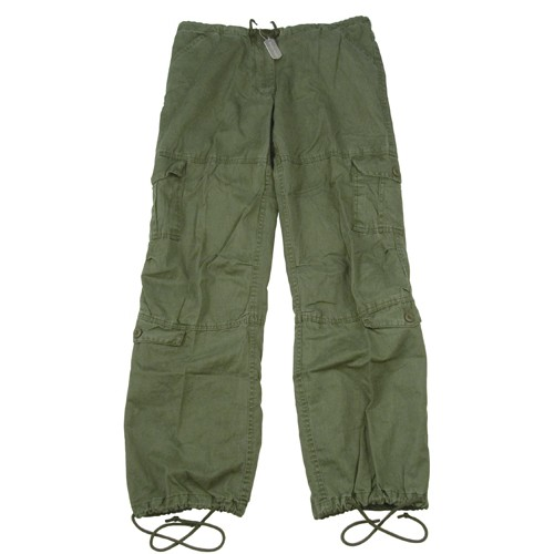 ROTHCO Rothco, Women's Vintage Paratrooper Fatigue Pants, Olive Drab